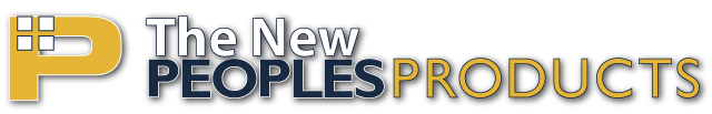 The New Peoples Products Logo