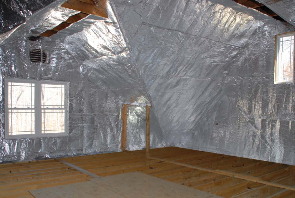 Radiant Protection Insulation